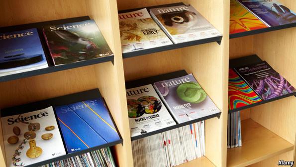 Grandi risultati: le pubblicazioni scientifiche