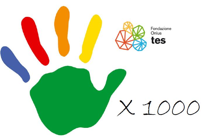 Dona  il  tuo  5X1000  alle attività  della  Fondazione C.F.: 02164260289