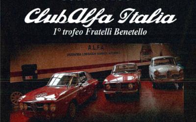 la Fondazione TES partecipa al Raduno ClubAlfa Italia il 24 e 25 Giugno 2017