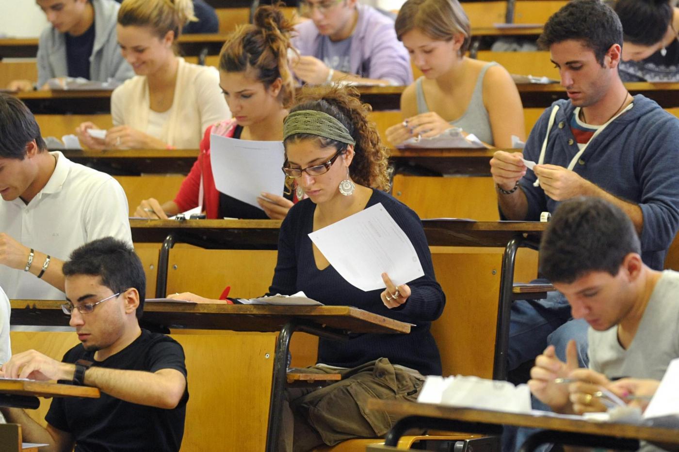 Università, il sorpasso delle facoltà scientifiche